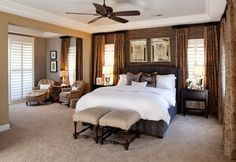 Madeira Canyon Project traditional bedroom