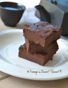 Fromage ou Dessert ? Dessert !!!: Fondant au chocolat à tomber par terre (à la compote) !
