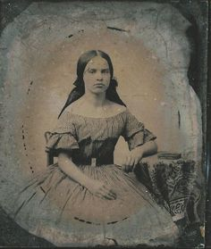 I am parting with one of the most important and extensive Antique Ambrotype, Daguerreotype and Tin Type collections in the US. The image up for sale is an exceptional CIVIL WAR ERA 1/6 PLATE AMBROTYPE PHOTOGRAPH BEAUTIFUL YOUNG GIRLas pictured. | eBay!