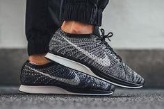 f5dd0e3d65b3a On-Foot  Nike Flyknit Racer  Cookies and Cream  - EU Kicks  Sneaker Magazine