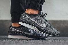 On-Foot: Nike Flyknit Racer 'Cookies and Cream' - EU Kicks: Sneaker Magazine