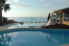 Wedding reception on the beach #wedding #tuscany #elba #italy #beach