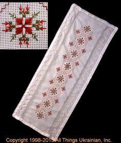 AllThingsUkrainian.com Embroidery # TE1521
