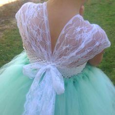New Romayse Flower Girl Dress