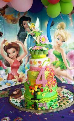 Campanita top cake