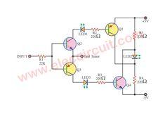 LED FM Tuning Indicator Radio Frequency, Voltage Divider, Circuit Design, Circuit Diagram, Circuits, Led, Tools