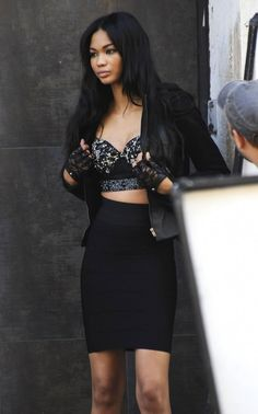 Recent photo of Chanel Iman