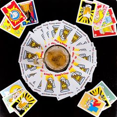 Kings Cup Cards - Drinking Games - Drinking