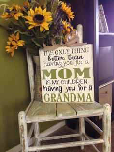 Mother's Day Gift for Moms Grandmas or Aunts by PaisleysParables, $25.00
