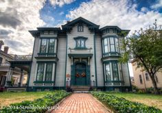 Governor Ogelsby Mansion, Decatur Illinois
