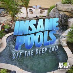 Watch Insane Pools: Off the Deep End Season 1 Episode 3: Mountain Lodge Oasis   TVGuide.com . . . Amazon Prime
