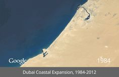 Dubai Coastal Expansion