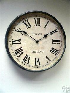 Vintage Clock, I have a clock fetish