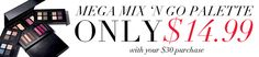 Do you need a new look for Spring? Get the Mega Palette for $14.99 with $30 order from Avon! - http://www.pinchingyourpennies.com/need-new-look-spring-get-mega-palette-14-99-30-order-avon/ #Avon, #Cosmetics