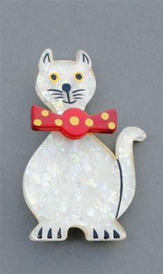 Marie-Christine Pavone Cats  #07