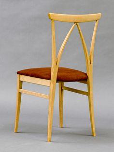Vickleby Chair by Greg Klassen