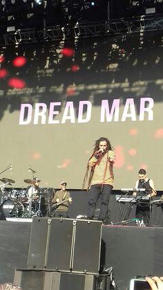 Dread Mar I, Vive Latino 2017