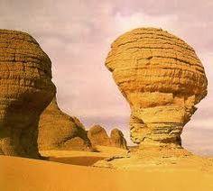 dit is een erosie van een berg