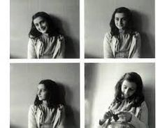 """anne frank """"I still believe, in spite of everything, that people are really good at heart."""""""