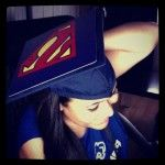 SuperWOMAN Tassel Topper