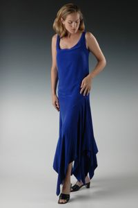 SoLace Monte Carlo Silk Dress