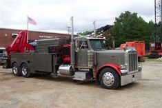 """Lets see your """"ultimate"""" service truck! - Page 13 Show Trucks, Big Rig Trucks, Dump Trucks, Pickup Trucks, Welding Trucks, Welding Rigs, Truck Mechanic, Mechanic Garage, Train Truck"""