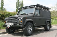 Land Rover 110 Defender Conversions | UK Land Rover Experts