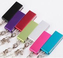Mini metal USB Disk 8GB 16GB 32GB 64GB rotation USB Flash Drive portable type Memory stick with chain waterproof shakeproof
