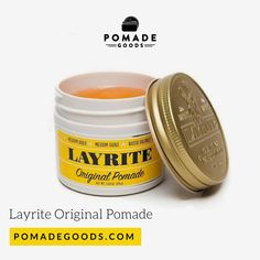 Shop for Layrite if your after a medium Hold and medium shine Pomade. Pomadegoods has a range of of the best men's hair pomade. Mens Pomade, Hair Pomade, Medium Hair Styles, Short Hair Styles, Key Ingredient, Castor Oil, Hair Type, Hold On