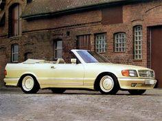 Mercedes-Benz appreciation thread - Page 4 - StanceWorks Mercedes W126, Mercedes Benz Cars, Singer Vehicle Design, Classic Mercedes, Benz S, Super Cars, Convertible, Classic Cars, Garage