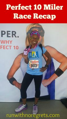 On October 23, 2016 I ran the Perfect 10 Miler in Mercer County, NJ for the first time. It's a fantastic fall race and it's the largest women's 10 miler in the country! Check out my recap and more running resources at runwithnoregrets.com!