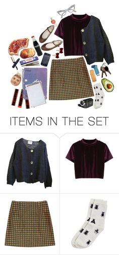 """""""gone midnight"""" by abundanceoffreckles ❤ liked on Polyvore featuring art"""