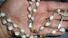 SOLD*** Check out this item in my Etsy shop https://www.etsy.com/listing/258161092/real-plant-seed-rosary-rescued-restored. SOLD
