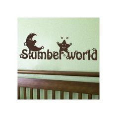 """Style and Apply Slumber World Wall Decal Color: Brown, Size: 12"""" H x 31"""" W"""