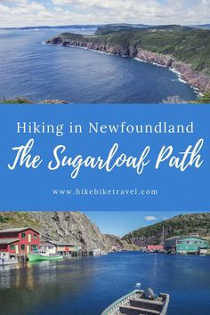 Hiking the Sugarloaf Path in Newfoundland - one of the prettiest sections of the East Coast Trail - and it can be done as a day trip Hiking Spots, Hiking Trails, Canadian Travel, Canadian Rockies, Hiking Photography, Vancouver Photography, Visit Canada, Newfoundland And Labrador, New York Travel