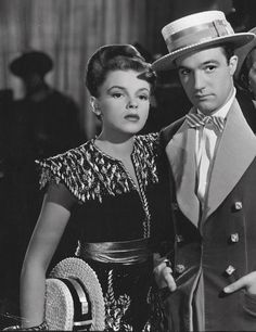 "Judy Garland and Gene Kelly, ""For Me and My Gal"" 1942"