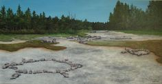 The Talking Rocks of the Ancients in Whiteshell Provincial Park, Manitoba, Canada. Medicine Wheel, Interesting History, Canada Travel, First Nations, Prehistoric, Bouldering, Mother Earth, Archaeology, Places To See