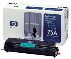 NEW HP 75A  92275A OEM Genuine Black Laserjet Toner Print Cartridge Sealed