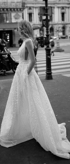 Eisen Stein Wedding Dresses - Light Feather Bridal Collection #weddingdress #weddinggown #bridedress #wedding
