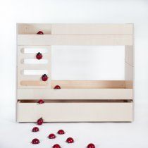 AVA Kids bunk bed, plywood