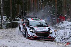 Rally Sweden 2017 Fiesta WRC