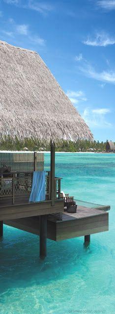 Best Places to Spend your Holiday Leisurely - Part 1 (10 Pics), hangri Las Villingili Resort& Spa, Maldives