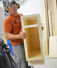 Fantastic tutorial: Building Base Cabinets | Ana White