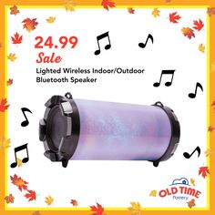 Home Decor, Rugs, Furniture, Housewares & More! Old Time Pottery, Bluetooth Speakers, Furniture Sale, Autumn Home, Indoor Outdoor, Rugs, Fall, Music, Gift