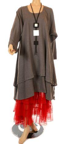 Lagenlook - Completo Lino UK clothing *~<3*Jo*<3~*