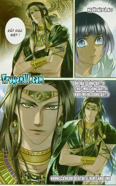 Sủng Phi Của Pharaoh Chap 13