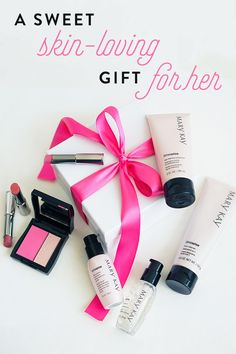 Looking for Valentine's Day gift ideas for your mom, sister or best friend? Mary Kay® TimeWise® Miracle Set® features four products with 11 age-defying benefits. Her skin will thank you for it!