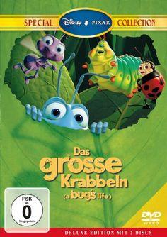Das große Krabbeln * IMDb Rating: 7,2 (133.700) * 1998 USA * Darsteller: Dave Foley, Kevin Spacey, Julia Louis-Dreyfus,