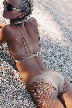 Speck Bikini - Gold #SABOLUXE