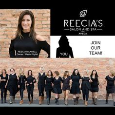 Calling all AVEDA artists in the Montana Idaho Washington area! We are hiring at Reecia's Salon in beautiful Whitefish Montana. We are a full service Aveda salon voted Best Salon 2017 and turning down business! We are hiring licensed stylists with a passion for Aveda. Please send your resume to reeciasalon@gmail.com. All levels please apply! (406-863-9900) . . . #avedainstitute #workwithus #joinourteam #bestofwhitefish #glaciermt #explorewhitefish #whitefish #montana #reeciasalonandspa…